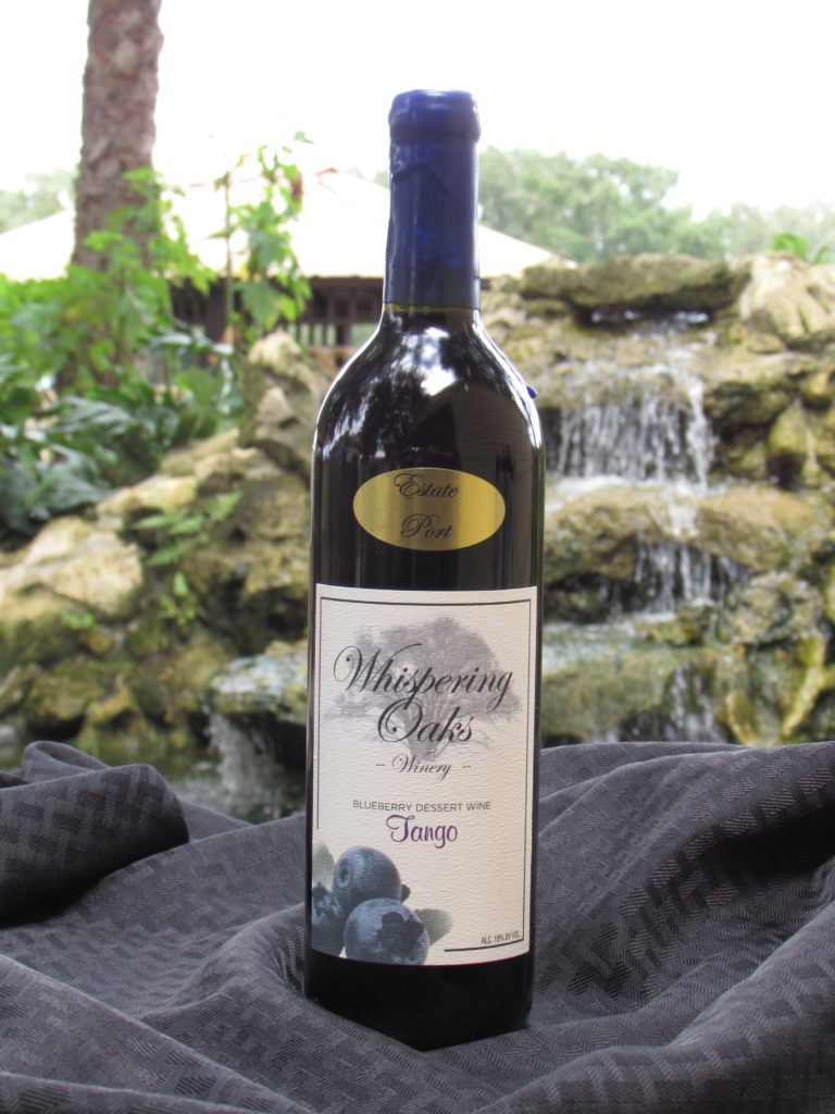 Tango Estate Blueberry Wine Product Image